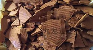 浙江宁波某纺织企业自动拉板压滤机使用现场